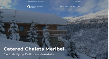 Luxury Catered Chalets Meribel | #1 and #2 on TripAdvisor