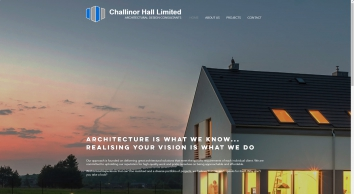 Challinor Hall Architectural Design Consultants - Home