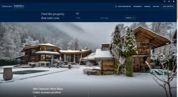 Chamonix Sotheby\'s International Realty, Chamonix