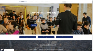 CHAMPS 英国房产网 - 新房,租房,买房