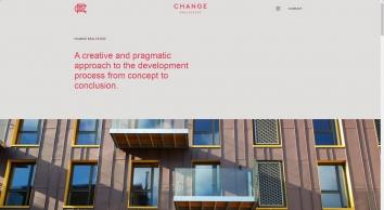 Change Real Estate - Private real estate company - Development UK
