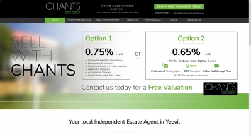 Chant\'s Estate Agents - Makes Moving Simple