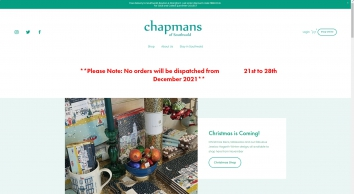 Chapmans Of Southwold