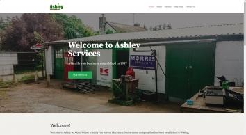 Ashley Services Ltd - Home