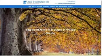 Chase Buckingham Plc