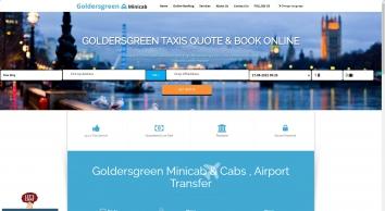 Golders Green Minicab