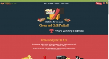 The Cheese and Chilli Festival | UK Food Festival