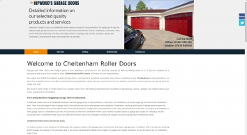 Cheltenham Roller Doors | Roller Garage Door Repairs | Garage Doors Gloucestershire