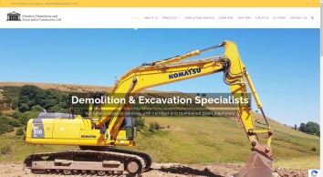 Welcome to Cheshire Demolition & Excavation Contractors | Macclesfield