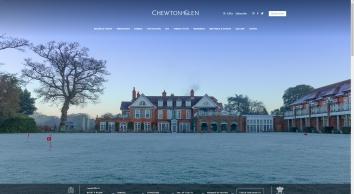 Chewton Glen Hotel & Spa | 5 Star Luxury Hotel in Hampshire