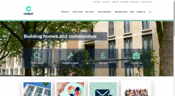 Catalyst housing association London and South East | Home
