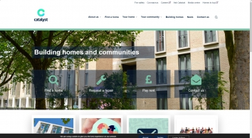 Catalyst Housing - Southall Village