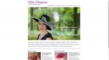 Chic Chapeau | Millinery and Hat Design