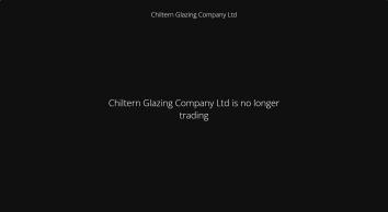 Chiltern Glazing Company Ltd