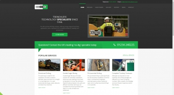 Chiltern Thrust Bore - Directional Drilling Company