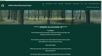 Chiltern Wood Recycling Project