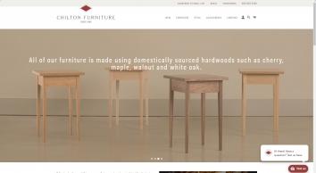 Chilton | Handcrafted Furniture - Chilton Furniture