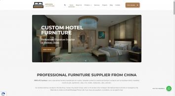 China custom hotel furniture factory&manufacturer&supplier   MINGJIA