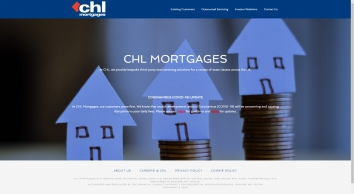 CHL Mortgages Responsive Index Page