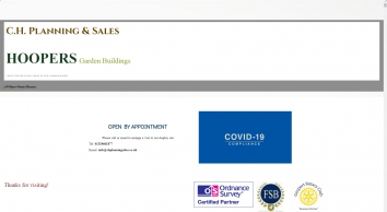 C H Planning & Sales