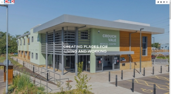 CHQ Architects - Making spaces and places for living and working