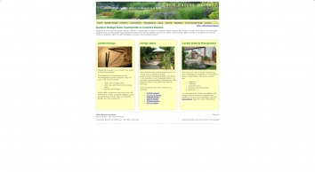 Garden design for Isle of Wight gardens from Chris Barnes