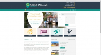 Chris Dellar Properties | Estate Agency for Residential Sales, Lettings & Property Management