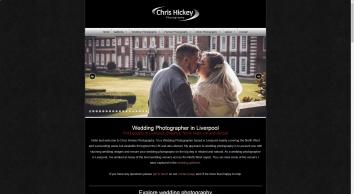 Chris Hickey Wedding Photography
