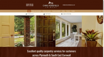 Chris Horsfield Joinery