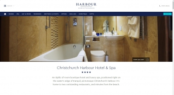 Christchurch Harbour Hotel