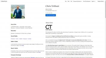 Chris Tebbutt Real Estate