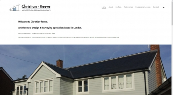 Christian - Reeve Architectual Design Consultants | Saffron Walden