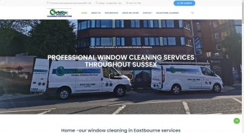 Window Cleaning | Cleaners | Contractors | Sussex | Surrey | Kent - Christies Window Cleaning