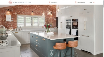 Christopher Peters Kitchens  Interiors