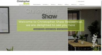 Christopher Shaw -