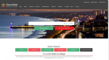 Churchfield Estate Agents, Bournemouth