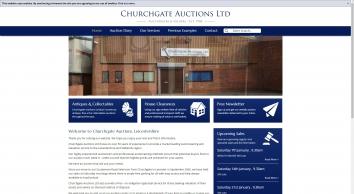 Churchgate Auctions