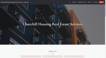 Churchill Housing Resettlement Scheme
