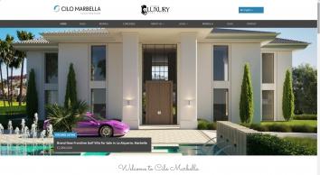 Cilo Marbella - Luxury Villas for Rent and Sale