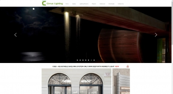 Viabizzuno by Cirrus Lighting | Architectural Lighting | London