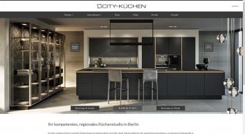 CITY-KÜCHEN   Einbauküchen   Küchen   Küchenstudio   Berlin
