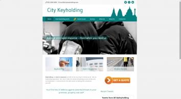 City Keyholding Ltd