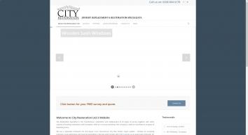 City Restoration Ltd