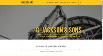 C Jackson & Sons