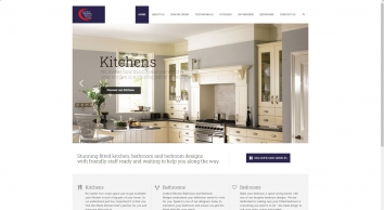 Central Kitchen Bathroom & Bedroom Designs