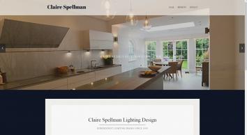 Claire Spellman Lighting Design