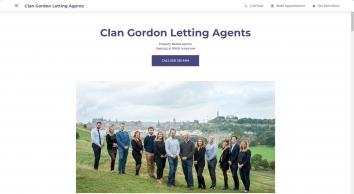 Clan Gordon , Edinburgh - Lettings