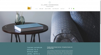 Clare Edwards Interior Design