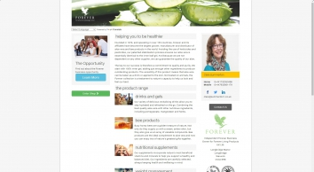 Aloe Vera - Forever Living Products