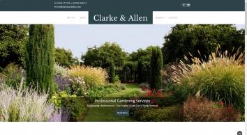 Clarke & Allen Gardeners Ltd
